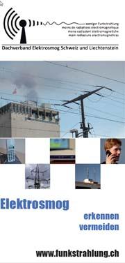 Flyer Funkstrahlung - Elektrosmog