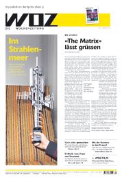 WOZ Wochenzeitung vom 24.1.2013